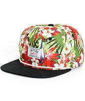 Empyre Malibooya Floral Snapback Hat