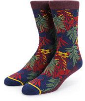 Empyre Marley Floral Crew Socks