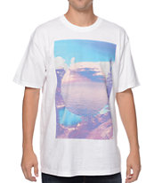 Empyre Mirror Lake White Tee Shirt