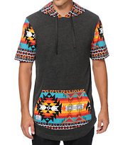 Empyre Mojave Sun Short Sleeve Hooded Shirt