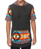 Empyre Mojave Sun Short Sleeve Hooded Shirt