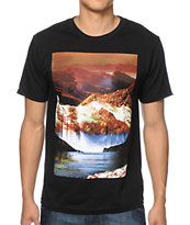 Empyre Mountain Wave Tee Shirt