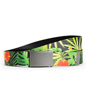 Empyre Mower Hawaiian Print Web Belt