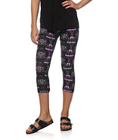 Empyre Multi Tribal Cropped Leggings