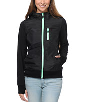 Empyre My Michelle Black Softshell Snowboard Jacket