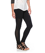 Empyre Naja Lace Inset Leggings