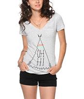 Empyre Oh Hi V-Neck T-Shirt
