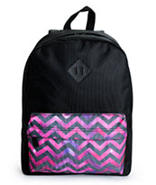 Empyre Olga Chevron Galaxy Print Backpack
