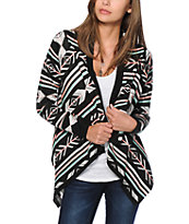 Empyre Olivia Multi Tribal Cardigan