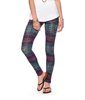 Empyre Ombre Tribal Leggings
