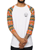 Empyre Open Season Tribal Baseball T-Shirt