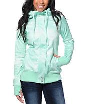 Empyre Oracle Mint Galaxy Tech Fleece Jacket