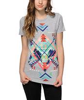 Empyre Palm Tribal T-Shirt