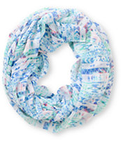 Empyre Pastel Tribal Infinity Scarf