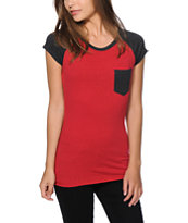 Empyre Petra Jester Red T-Shirt