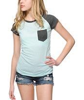 Empyre Petra Mint T-Shirt