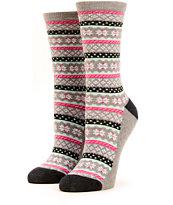Empyre Piper 2 Pack Crew Socks
