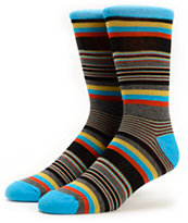 Empyre Primary Stripe Crew Socks