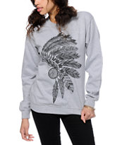 Empyre Profile Crew Neck Sweatshirt
