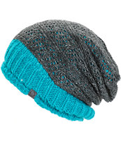 Empyre Rally Double Layer Teal Beanie
