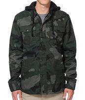 Empyre Rambler Camo Hooded Jacket