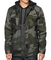 Empyre Rambler Camo Jacket