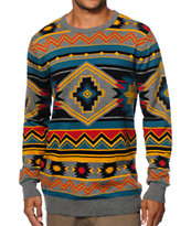 Empyre Ratatat Intarsia Sweater