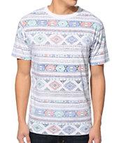Empyre Reverse Surf White T-Shirt