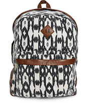 Empyre Robin Black & White Tribal Backpack