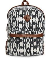 Empyre Robin Black & White Tribal Backpack
