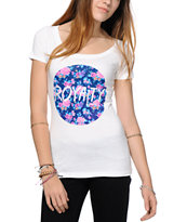 Empyre Royalty Floral T-Shirt