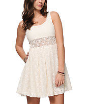 Empyre Sabina Crochet Dress
