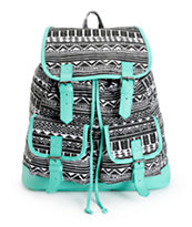 Empyre Serene Tribal Print Backpack