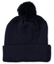 Empyre Simple Pom Beanie