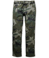 Empyre Skeletor Dark Camo Skinny Chino Pants
