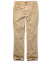 Empyre Skeletor Khaki Twill Pants