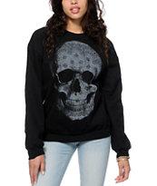 Empyre Skull Kerchief Crew Neck Sweatshirt
