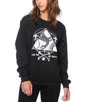 Empyre Snake Triangle Crew Neck Sweatshirt