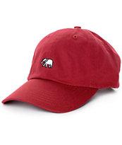 Empyre Solstice Elephant Burgundy Baseball Hat