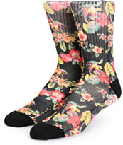 Empyre Solstice Floral Crew Socks