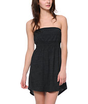 Empyre Sonia Charcoal Strapless Dress