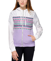 Empyre Soren Tribal Windbreaker Jacket