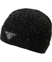 Empyre Spencer Black Fold Beanie