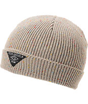 Empyre Spencer Grey Fold Beanie