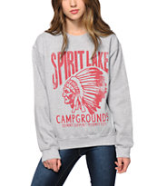 Empyre Spirit Lake Crew Neck Sweatshirt