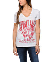 Empyre Spirit Lake V-Neck T-Shirt