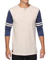 Empyre Strike Out Henley Baseball T-Shirt
