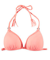 Empyre Sunkissed Coral Molded Cup Bikini Top