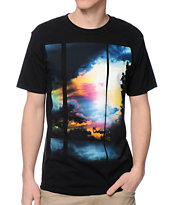 Empyre Sunset Dreams Black T-Shirt