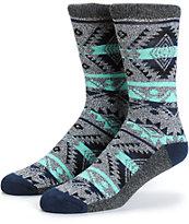 Empyre Switchback Marled Crew Socks
